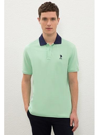 U.S. Polo Assn. Tişört Renkli